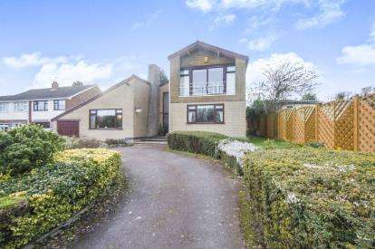 4 Bedrooms Detached House for sale in Plough Hill Road, Nuneaton, Warwickshire, England