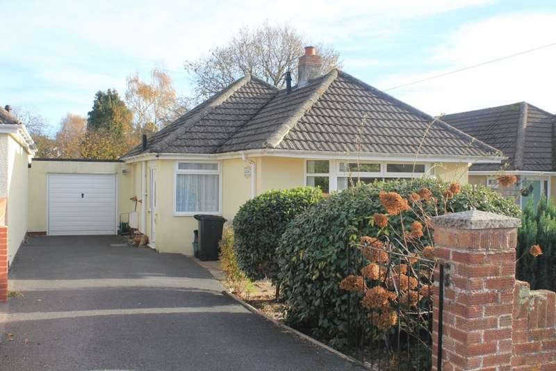 2 Bedrooms Detached Bungalow for sale in Templers Way, Kingsteignton, Newton Abbot
