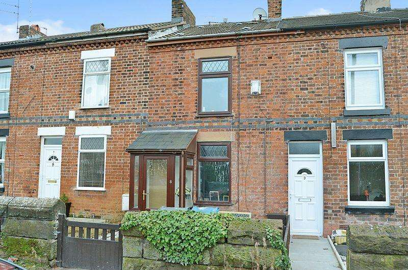 2 Bedrooms Terraced House for sale in Clarks Terrace, Weston Point