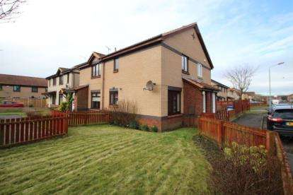 1 Bedroom Semi Detached House for sale in McDonald Drive, Irvine, North Ayrshire
