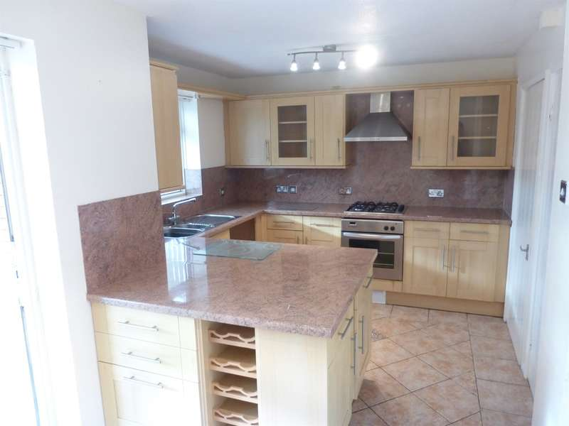 3 Bedrooms Detached House for sale in Willowherb Close, St. Mellons, CARDIFF