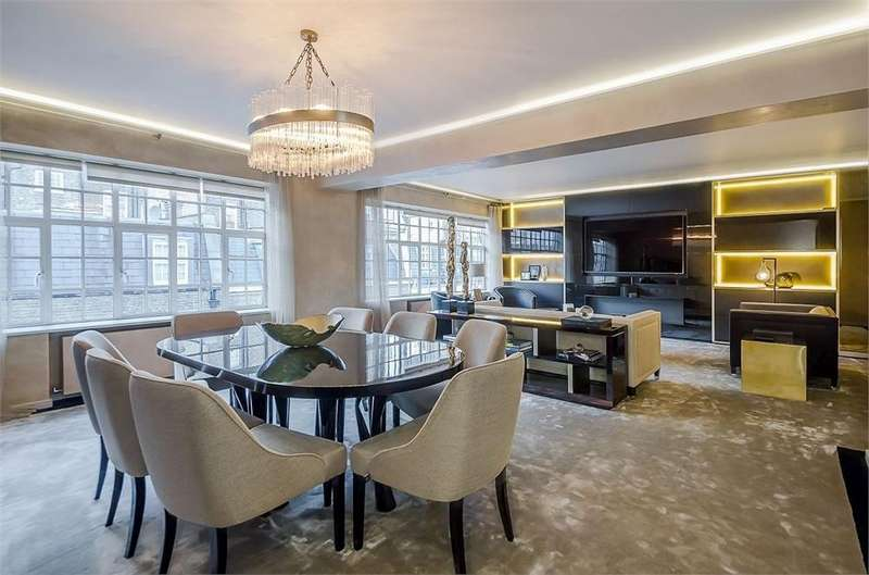 3 Bedrooms Flat for sale in Chalfont House, 19-21 Chesham Street, London