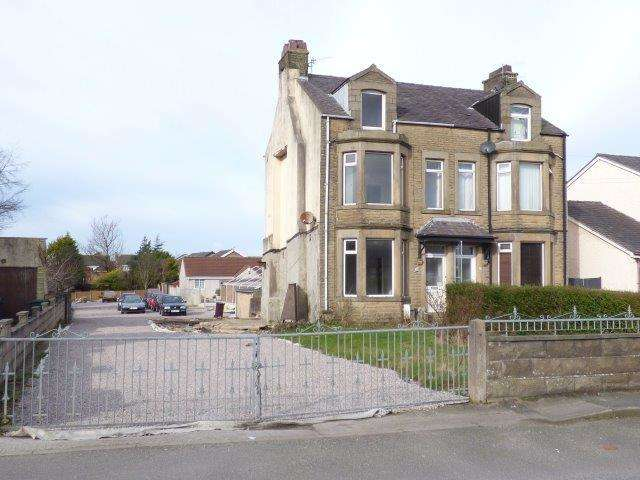 4 Bedrooms Semi Detached House for sale in White Lund Road, Westgate, Morecambe, Lancashire, LA3 3DX