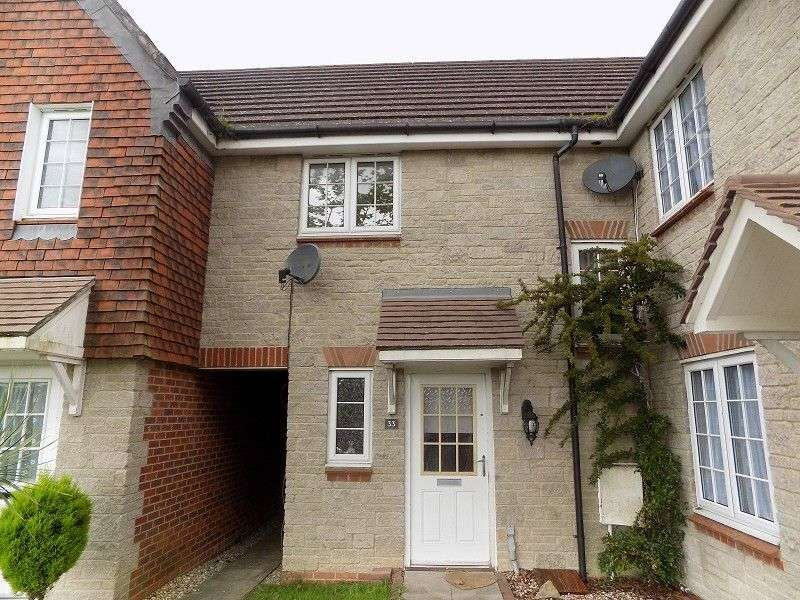 3 Bedrooms Terraced House for sale in Lowland Close, Broadlands, Bridgend. CF31 5BU
