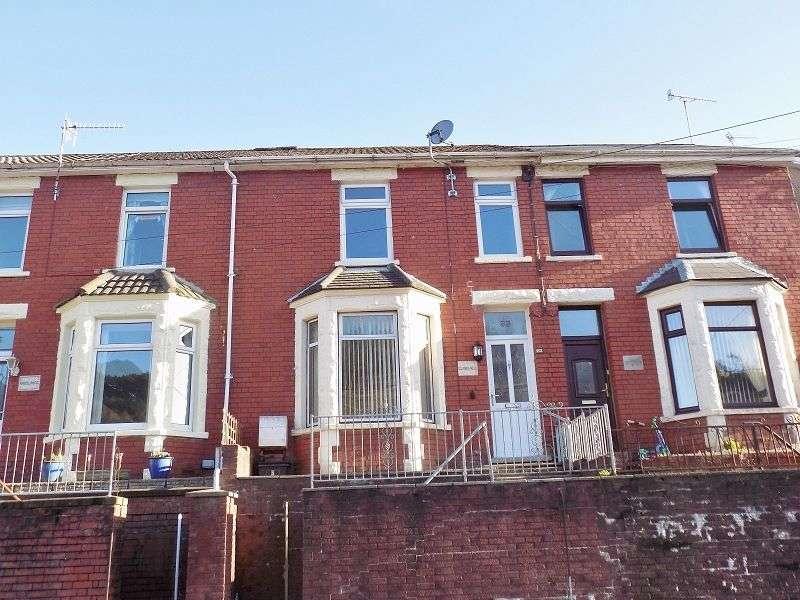 4 Bedrooms Terraced House for sale in King Edward Street, Blaengarw, Bridgend. CF32 8NG