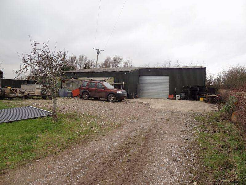 Farm Land Commercial for sale in Amenity land and Workshop- Shurton Lane, Stogursey.