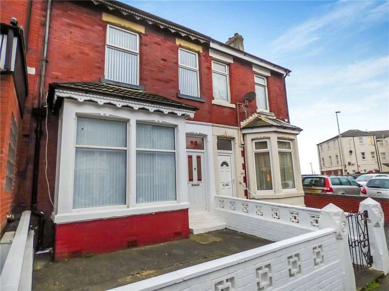 4 Bedrooms Terraced House for sale in Lord Street, Blackpool, Lancashire