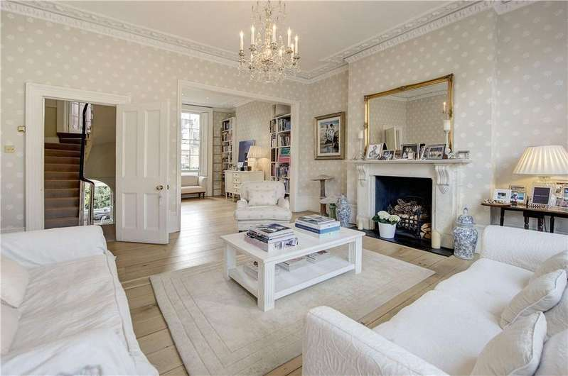 5 Bedrooms Terraced House for sale in Drayton Gardens, Chelsea, London, SW10