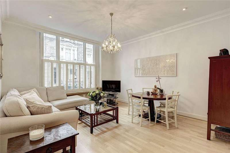 2 Bedrooms Flat for sale in Clanricarde Gardens, Notting Hill, Bayswater, London, W2