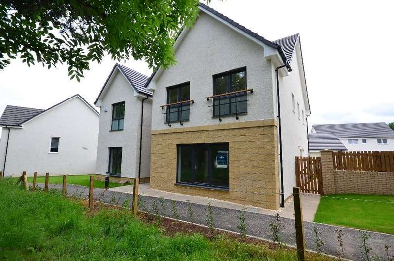 5 Bedrooms Detached House for sale in Laurell 3, Chatelherault Mill, Hamilton, South Lanarkshire, ML3 7HE
