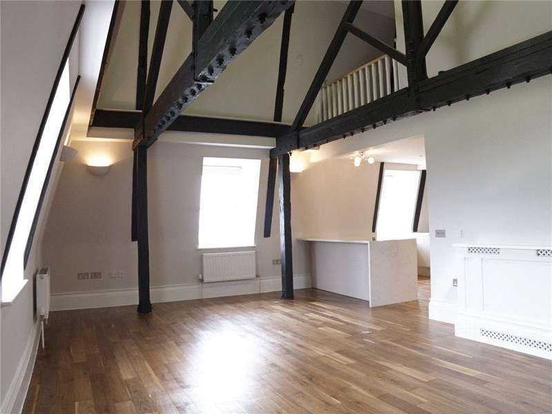 2 Bedrooms Flat for sale in Thornton Place, Clapham Common North Side, London, SW4