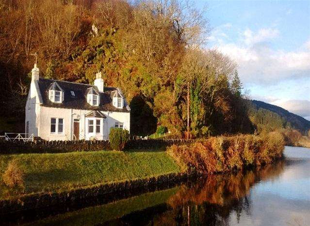 3 Bedrooms Detached House for sale in Bellanoch, by Lochgilphead