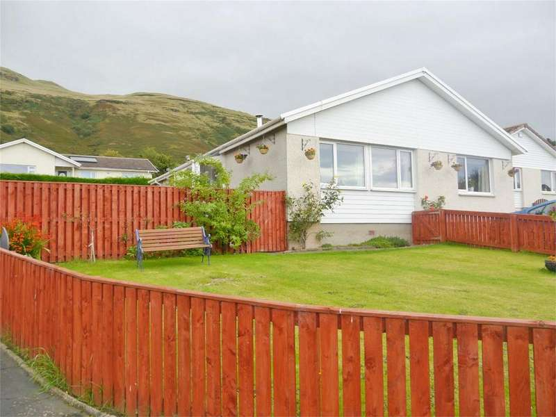 3 Bedrooms Detached Bungalow for sale in 15 Whitecraigs, Kinnesswood, Kinross, Kinross-shire