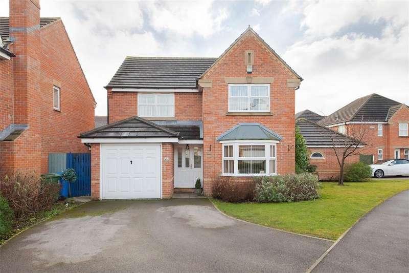 4 Bedrooms Detached House for sale in 62 Broadmanor, Pocklington, York
