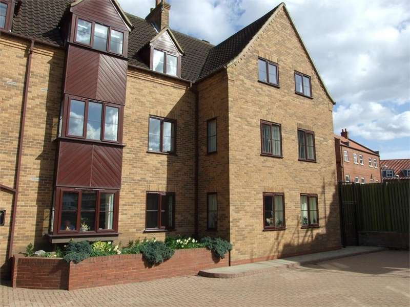 2 Bedrooms Flat for sale in Mill Lodge, Willoughby Road, Boston, Lincolnshire