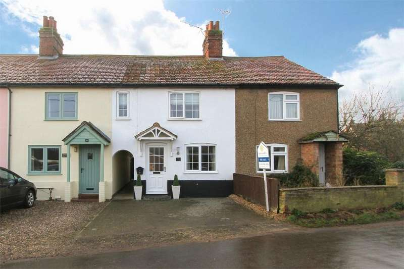 3 Bedrooms Terraced House for sale in Bittering Street, Gressenhall, Dereham, Norfolk