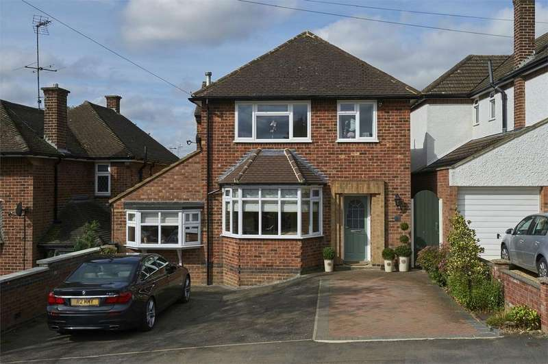 4 Bedrooms Detached House for sale in The Crescent, Market Harborough, Leicestershire
