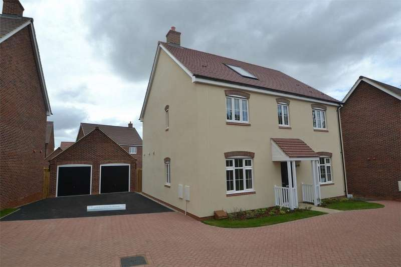 5 Bedrooms Detached House for sale in Harborough Road, Desborough, Kettering, Northamptonshire