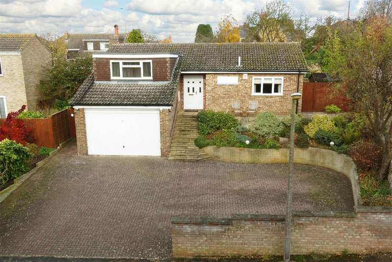 4 Bedrooms Detached Bungalow for sale in Springfield Road, Wilbarston, Market Harborough, Northamptonshire