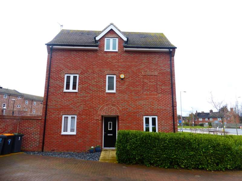 4 Bedrooms Town House for sale in Horace Close, Shortstown, Bedford, MK42
