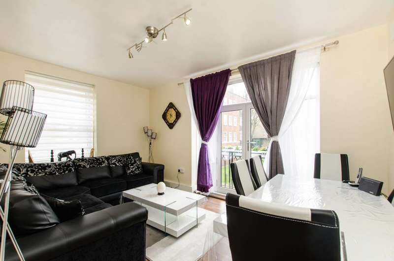 2 Bedrooms Flat for sale in Turin Street, Bethnal Green, E2