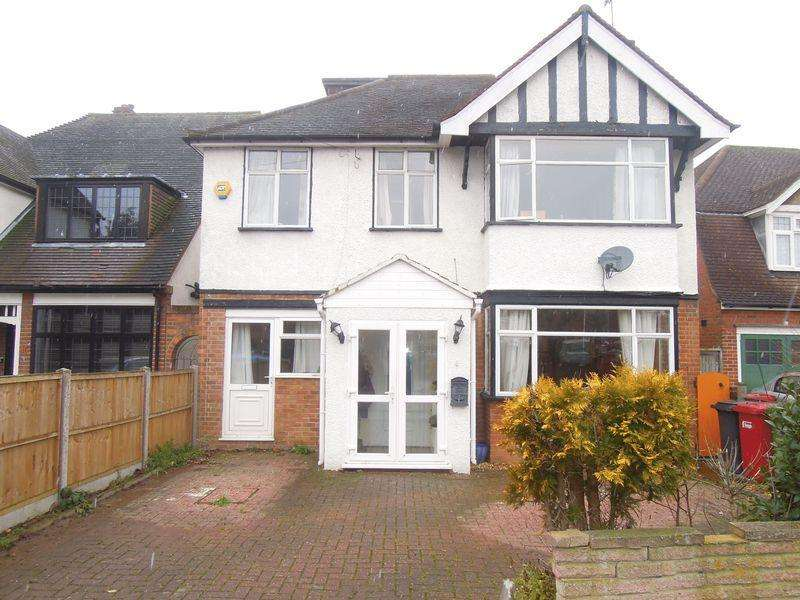 5 Bedrooms Detached House for sale in Lynwood Avenue, Langley.