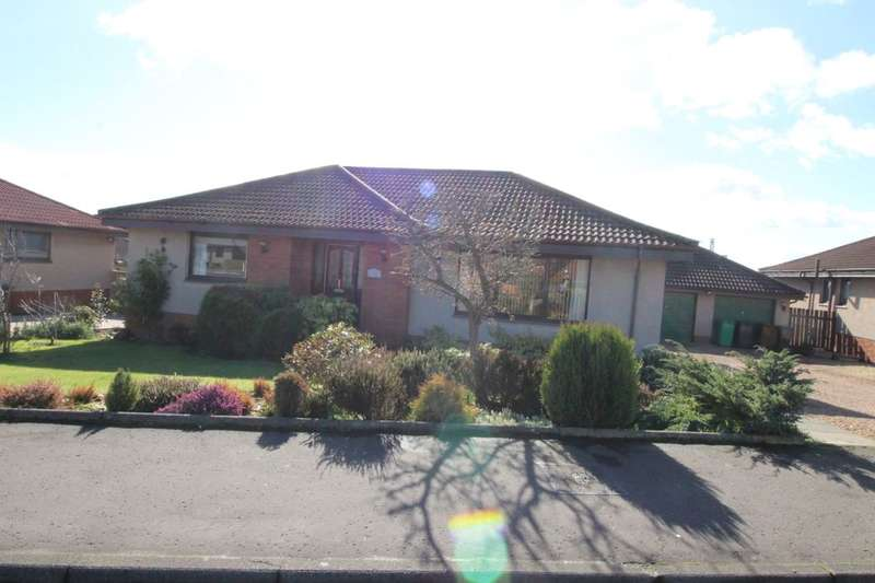4 Bedrooms Detached Bungalow for sale in Parbroath Road, Glenrothes, KY7