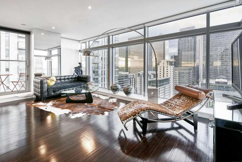 2 Bedrooms Apartment Flat for sale in Pan Peninsula, Canary Wharf, E14