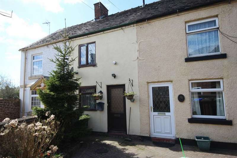 2 Bedrooms Terraced House for sale in Charles Street, Cheadle, STOKE-ON-TRENT, Staffordshire