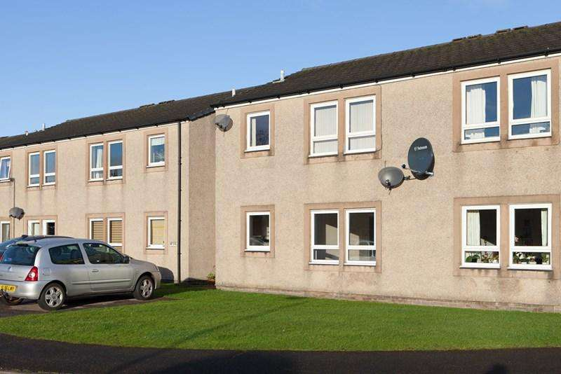 2 Bedrooms Apartment Flat for sale in 7 Glasson Court, Penrith