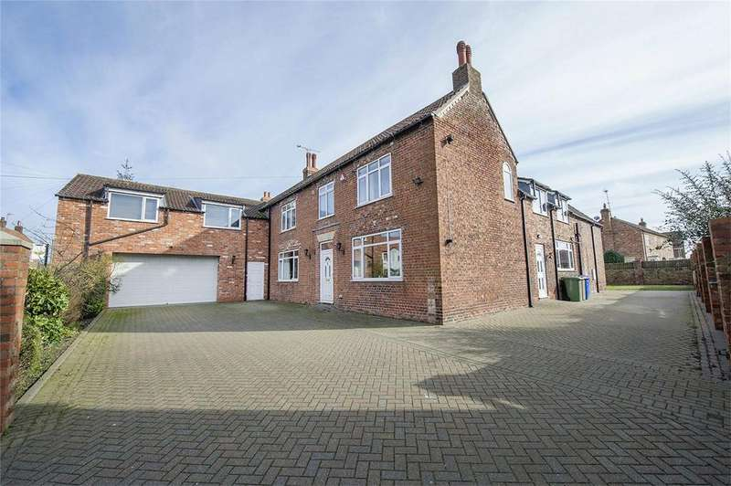 5 Bedrooms Detached House for sale in 20, Main Street, North Frodingham