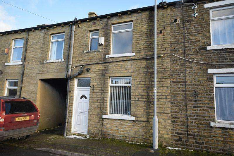 2 Bedrooms Terraced House for sale in Chapel Terrace, Allerton, Bradford