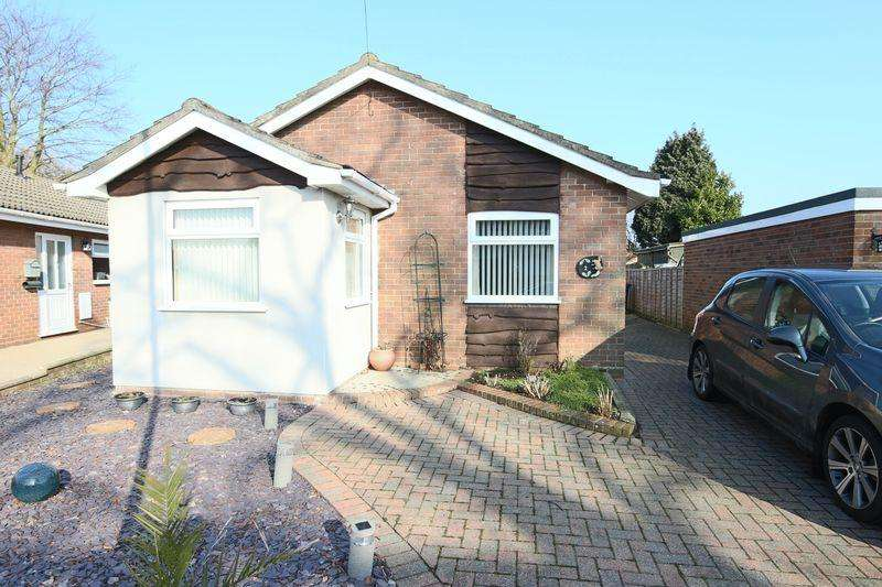 3 Bedrooms Detached Bungalow for sale in Boon Drive, Lowestoft