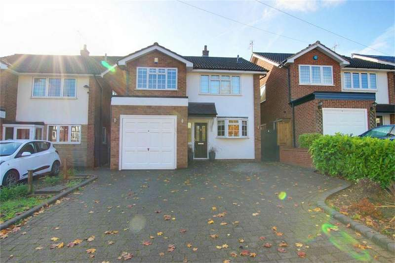 4 Bedrooms Detached House for sale in The Drive, Buckhurst Hill, Essex
