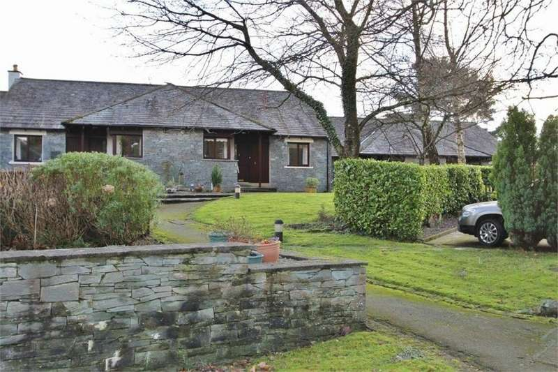 2 Bedrooms Terraced Bungalow for sale in 6 Chestnut Park, Keswick, Cumbria