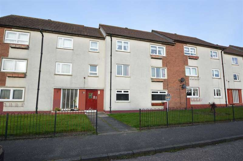 2 Bedrooms Apartment Flat for sale in Rosslyn Court, Hamilton