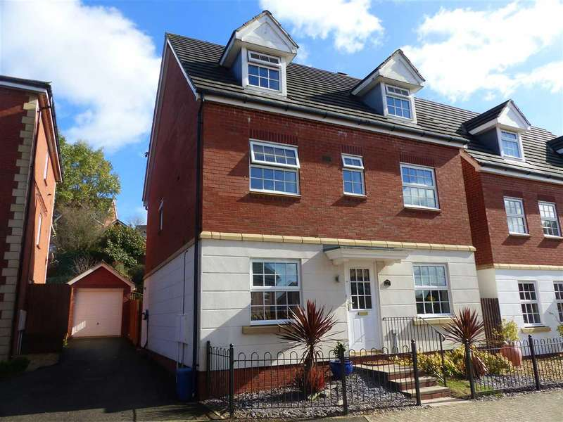 5 Bedrooms Detached House for sale in Woolpitch Wood, Chepstow