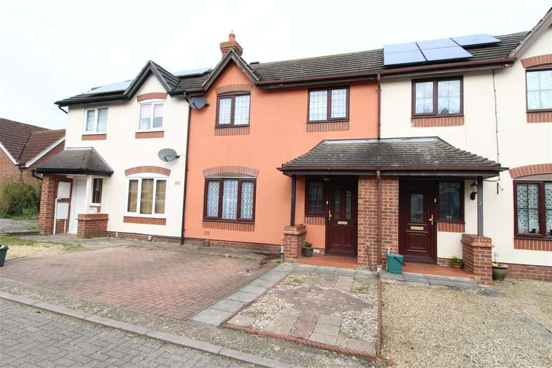 2 Bedrooms Terraced House for sale in Saddle Mews, Stanway, Colchester