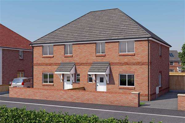 3 Bedrooms Semi Detached House for sale in Mulberry Park, Forest Road, Ellesmere Port