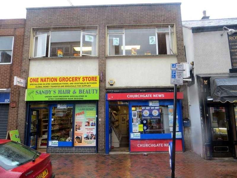 Commercial Property for sale in Church Gate, Leicester
