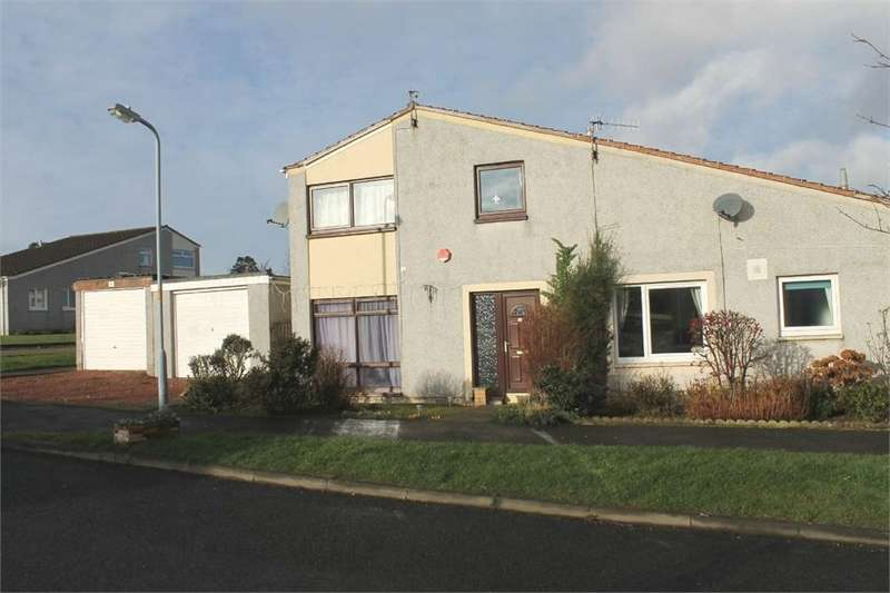 3 Bedrooms Semi Detached House for sale in Mordington Avenue, Tweedmouth, Berwick upon Tweed, Northumberland