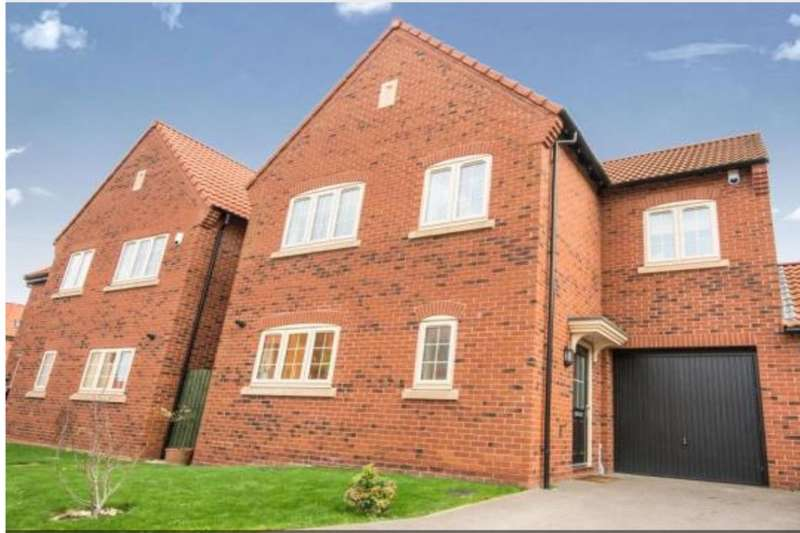 4 Bedrooms Detached House for sale in Baker Avenue, Gringley-On-The-Hill, Doncaster, DN10