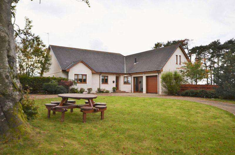4 Bedrooms Detached House for sale in Elstone, Hollybush, by Ayr KA6 6HA