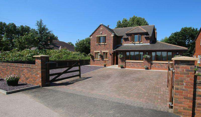 4 Bedrooms Detached House for sale in Newarth Lane, Hesketh Bank