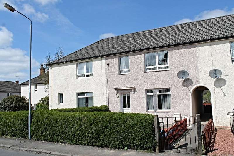 3 Bedrooms Terraced House for sale in Shankston Crescent, Cumnock, Ayrshire, KA18 1HA
