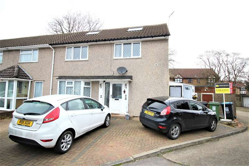1 Bedroom Ground Maisonette Flat for sale in Chaulden, Hemel Hempstead