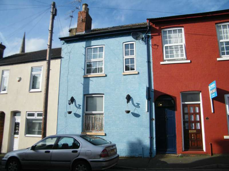 2 Bedrooms Terraced House for sale in Cleveland Street, Gainsborough