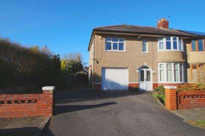 4 Bedrooms Semi Detached House for sale in York Crescent, Blackburn, Lancashire, BB1