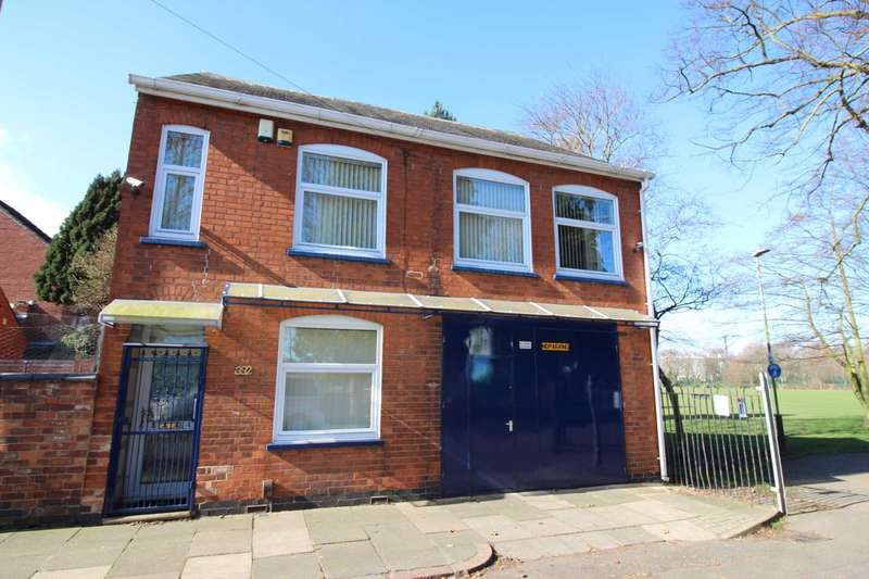 5 Bedrooms Detached House for sale in Harrison Road, Leicester