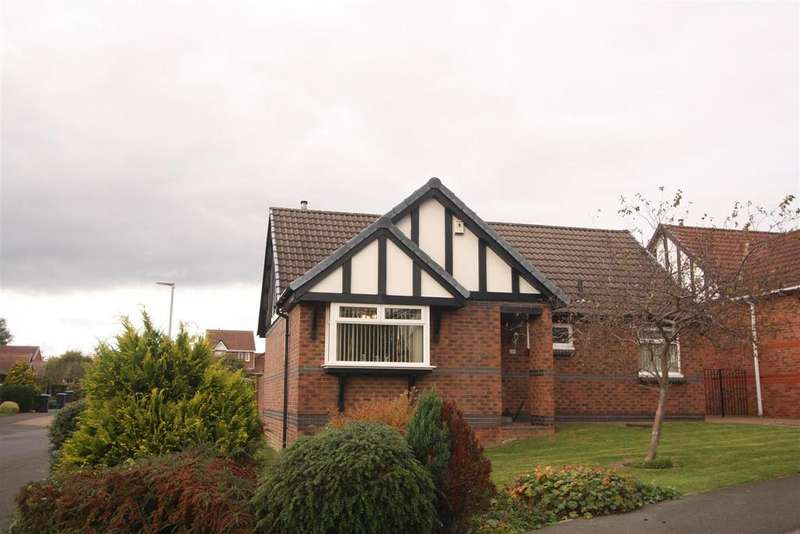 2 Bedrooms Detached Bungalow for sale in Malvern Way, Newton Aycliffe